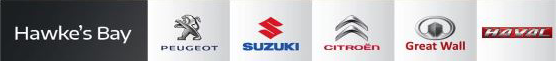 Hawke's Bay Peugeot, Suzuki, Great Wall, Haval and Citroen